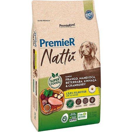 Premier Nattu Filhote - Mandioca 10,1KG