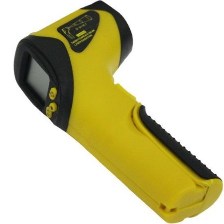 Termômetro a Laser com Bateria 9 V 608633 Lee Tools