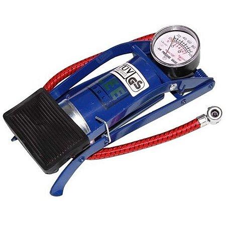 Bomba de Ar com Pedal e Manômetro 681018 - Lee Tools