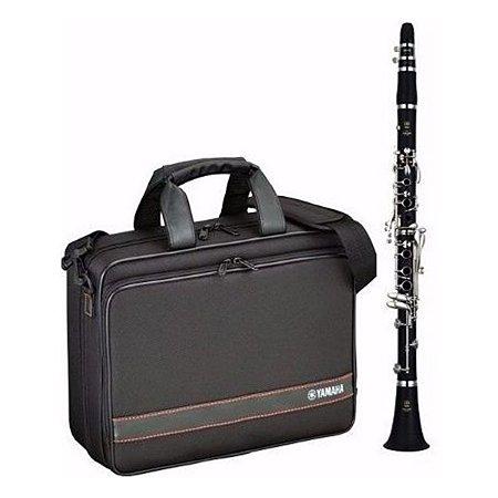 Clarineta Yamaha YCL 255 ID 17 Chaves - YCL255 ID