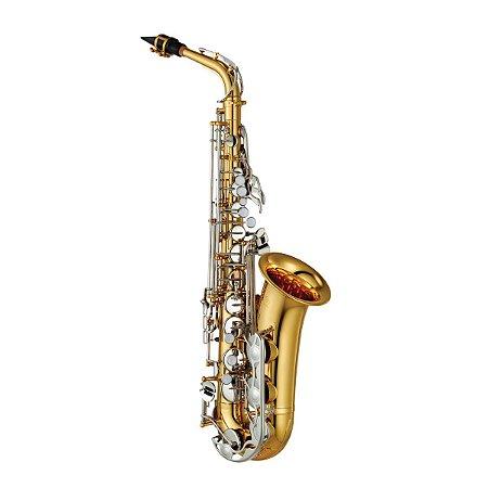 Sax Alto Yamaha YAS 26 ID Laqueado YAS26