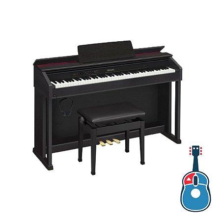 Piano Digital Casio Celviano AP-460BK Preto