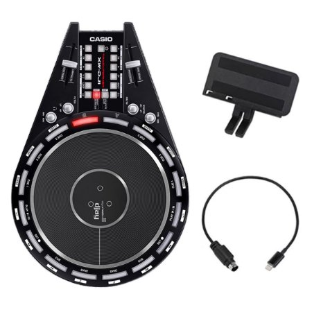Controlador Casio XW-DJ1 Trackformer