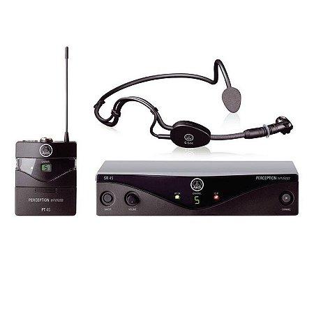 Microfone s/ Fio AKG PW Sport Set B2 45 Auricular