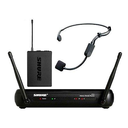 Microfone Sem Fio Shure SVX14BR/PGA31-J9 / Headset