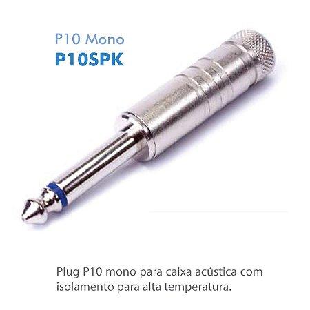 Plug P10 Santo Angelo SPK Mono