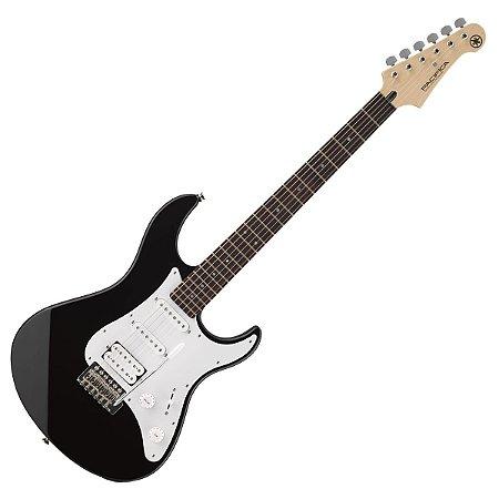Guitarra Yamaha Pacific 012 BL Preta