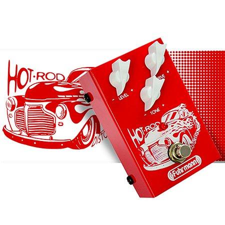 Pedal Fuhrmann Hot Rod HR01 / Overdrive / Analógico