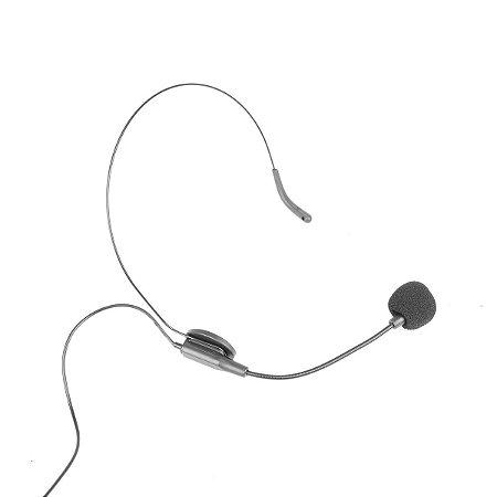 Microfone Leson HD750 Auricular c/ Fio