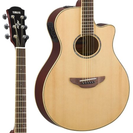 Violão Elétrico Yamaha APX 600 | Natural | APX600