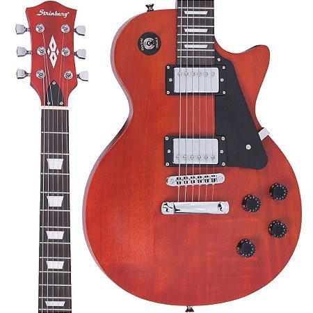 Guitarra Strinberg LPS-260 MGS Les Paul Mogno