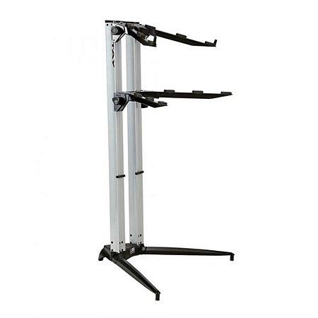 Suporte Stay Piano 1200/02 Aluminio Prata