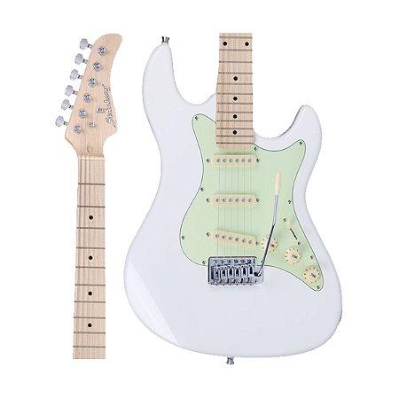 Guitarra Strinberg Sts100 Wh Strato Branco