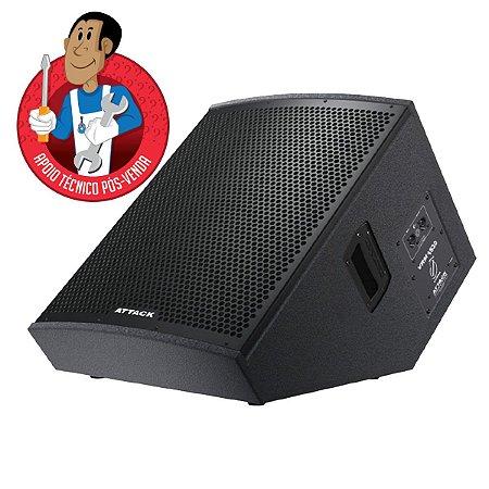 Caixa Attack VRM 1530 Monitor Passivo 300W AF15 Preta