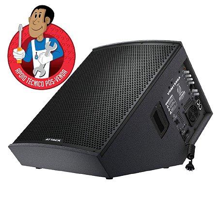 Caixa Attack VRM 1550A Monitor Ativo 500W AF15 Preta