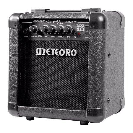 Caixa Cubo Ampli Meteoro Super Guitar MG10 Guitarra 10W