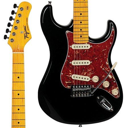 Guitarra Tagima Woodstock TG-530 / Stratocaster/ Preto / 3 Single Coil