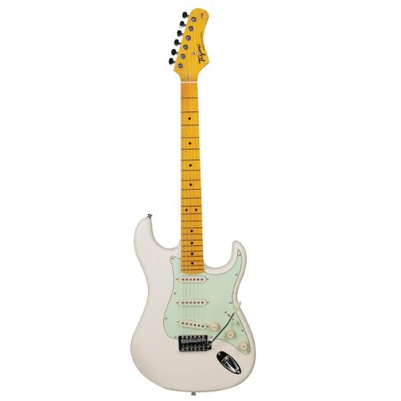 Guitarra Tagima Woodstock TG-530 / Stratocaster/ White Vintage / 3 Single Coil / Série Woodstock