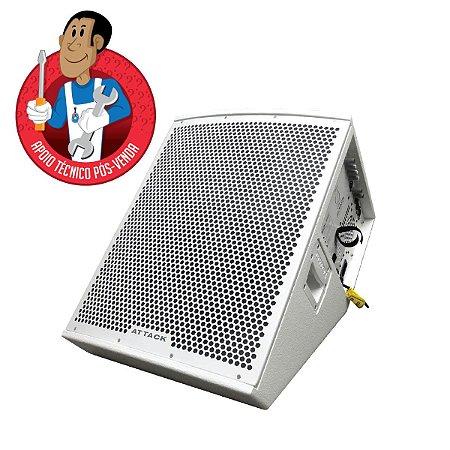 Caixa Attack VRM 1230 A Monitor Ativo 300W AF12 Branca
