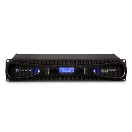 Amplificador de Potência Crown XLS2502 / 2400W / 127V / 2 Canais