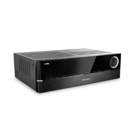 Receiver Harman Kardon AVR1710S 7.2 Canais / USB / Bluetooth / 100W