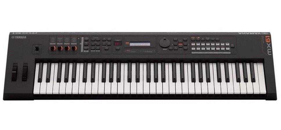 Sintetizador Yamaha MX-61