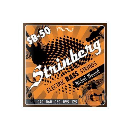 Encordoamento Strinberg Baixo SB-50 5 Cordas 040
