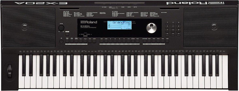 Teclado Roland E-X20 Arranjador 61 Teclas