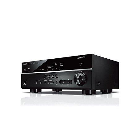 Receiver Yamaha RX-V485BL 5.1 c/ Musicast