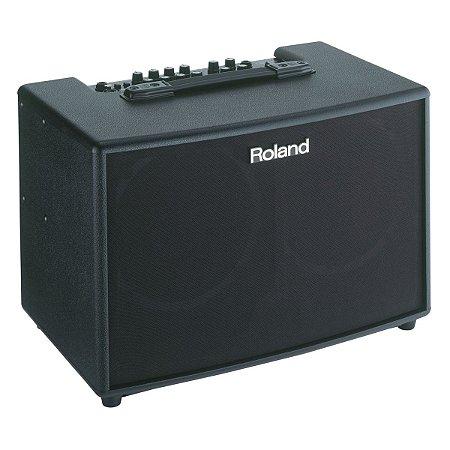 Caixa Roland AC-90 2AF08 90W p/ Violao e Voz