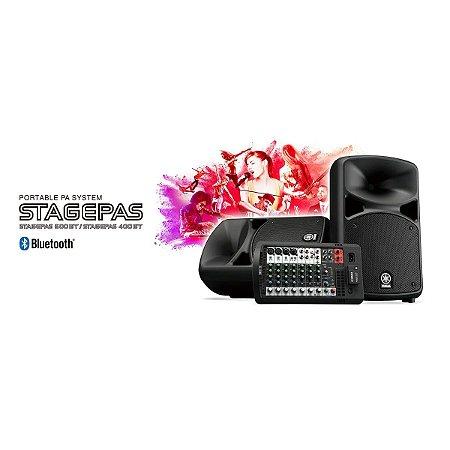Sistema Yamaha Stagepas600BT 560WRMS