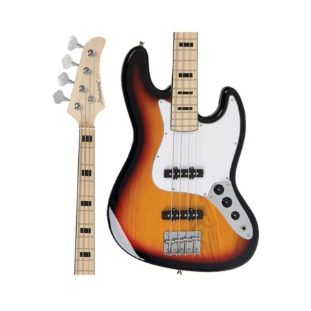 Baixo Strinberg JBS-50 SB Jazz Bass Sunburst 4 Cordas Passivo