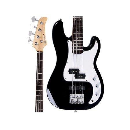 Baixo Strinberg PBS-40 BK Precision Bass Preto 4 Cordas Passivo