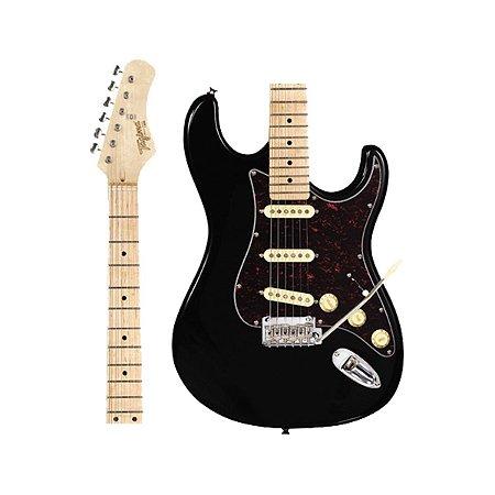 Guitarra Tagima T-635 Classic BK c/ TT Preta c/ Escudo Shell
