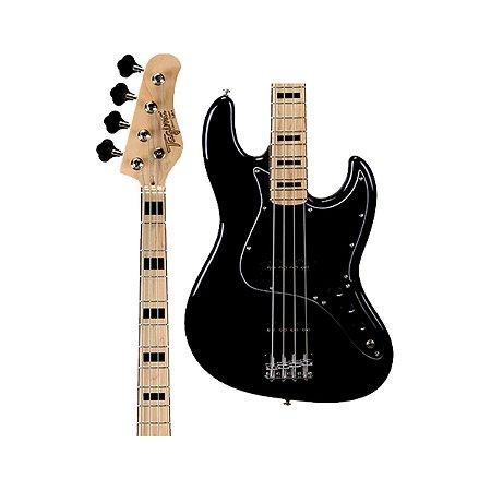 Baixo Tagima TJB-4S BK Jazz Bass 4 Cordas Preto Passivo