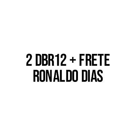KIT RONALDO DIAS - 2 DBR12 + FRETE