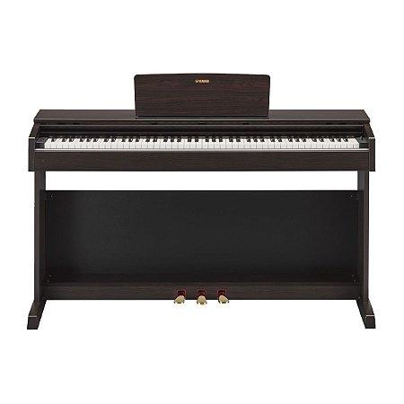 Piano Digital Yamaha Arius YDP143-R Marrom YDP143