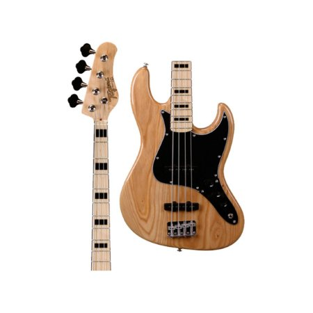 Baixo Tagima TJB-4S NA Jazz Bass 4 Cordas Natural Passivo