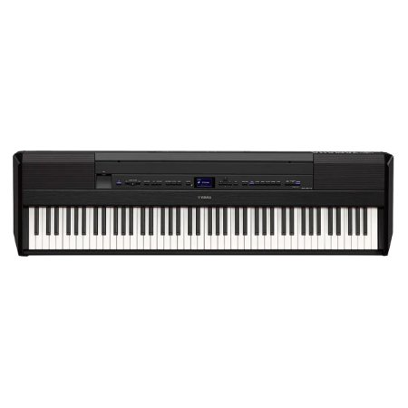 Piano Digital Yamaha Portatil P-515 Preto P515