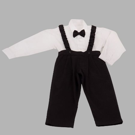 Conjunto infantil social masculino Pietro - Tililique