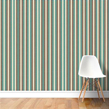 Adesivo de Parede Stripe Linen