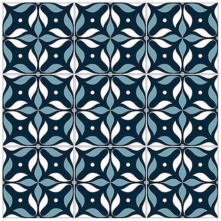 """Adesivo Azulejo """"Zurique"""""""