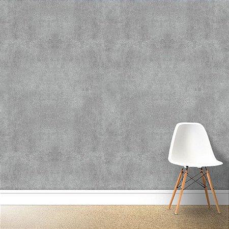 Papel de parede adesivo cimento queimado papel de parede e adesivos decorativos adsiveshop - Papel vinilico para paredes ...