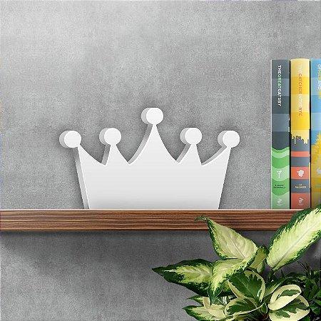 Símbolo Decorativo Coroa Rei