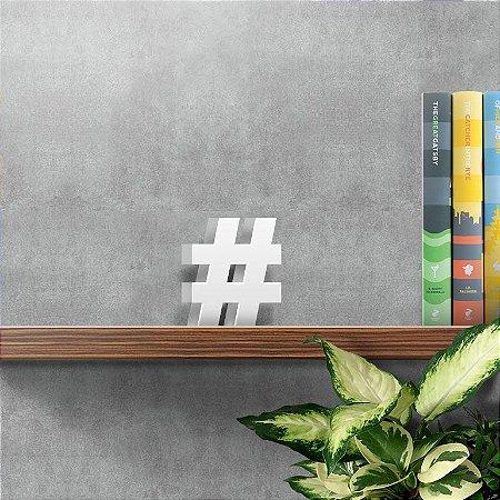 Símbolo Decorativo Hashtag