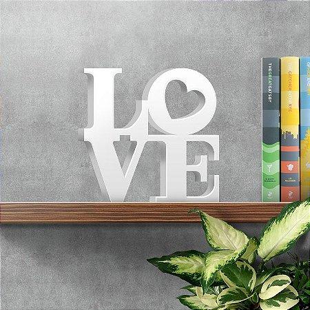 Palavra Decorativa Love II