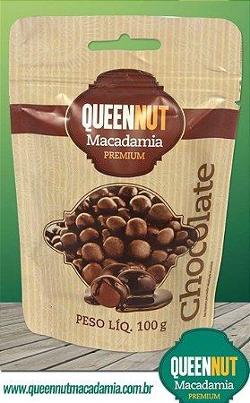 Macadâmia Premium - Chocolate - 100g