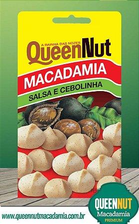 Macadâmia - Salsa e Cebolinha - 100g