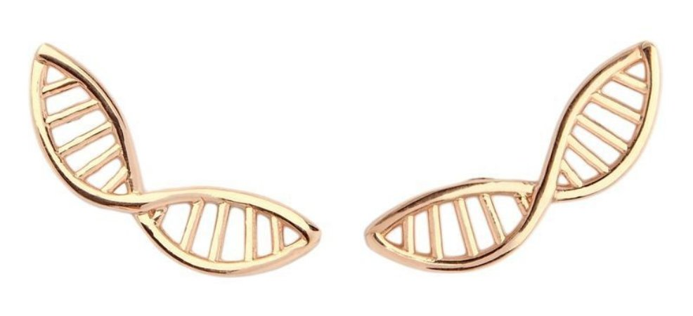 Brinco DNA - DNA Earring