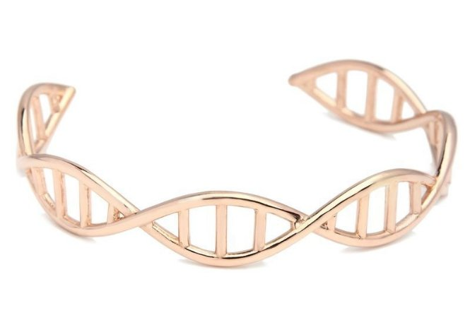 Bracelete DNA - DNA Bracelet